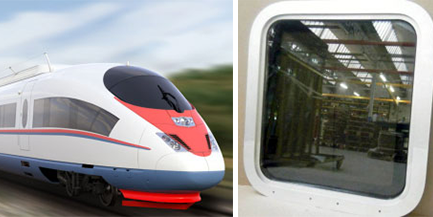 SIEMENS - HIGH SPEED VELARO RUSSIA