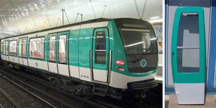 BOMBARDIER - METRO RATP MF2000