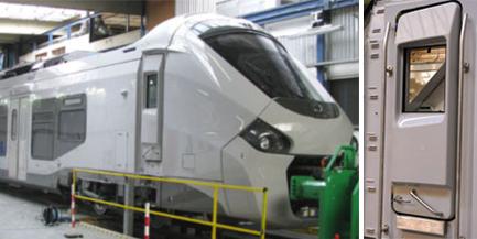 SNCF- ALSTOM - INTERCITY REGIOLIS