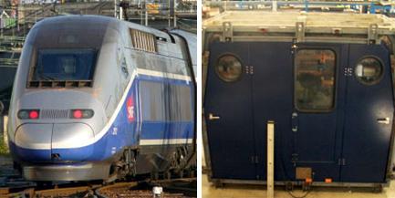 ALSTOM - TGV DUPLEX