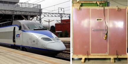 ROTEM - KTX TGV KOREA