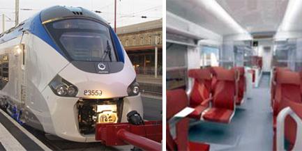 ALSTOM - SNCF REGIOLIS