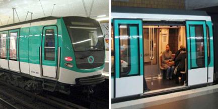 ALSTOM - METRO RATP MF2000